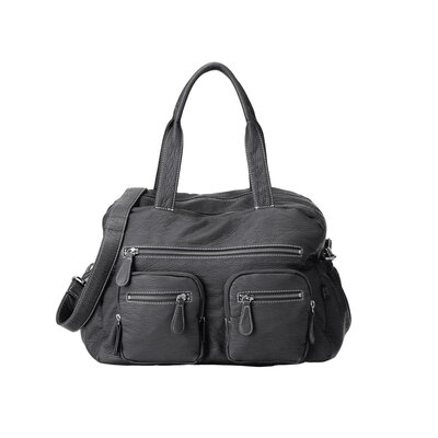 OiOi Buffalo Purse Diaper Bag