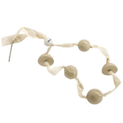 Makkum Pearl Necklace in Clay Collection by Alexander van Slobbe
