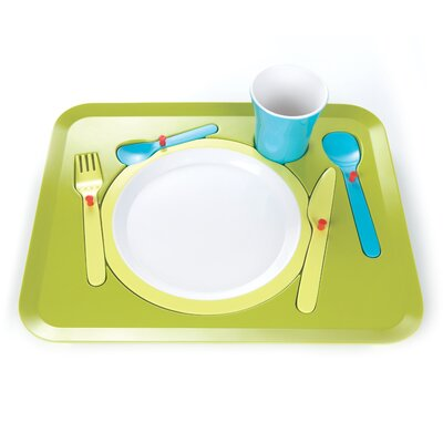 Royal VKB Puzzle Dinner Tray