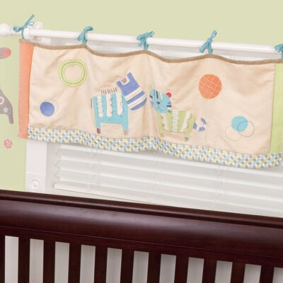 Sumersault Animal Spots and Stripes Valance