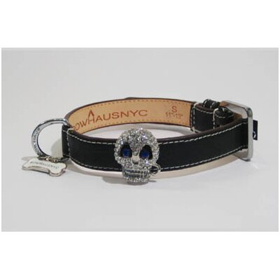 BowhausNYC Skull Collar in Black