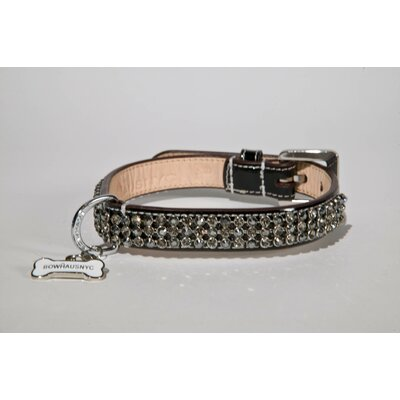 BowhausNYC Bling Collar in Black