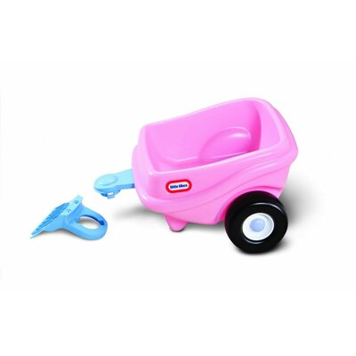 Little Tikes Princess Cozy Coupe Trailer