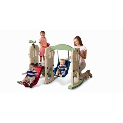 Little Tikes Endless Adventures Swing Along Castle