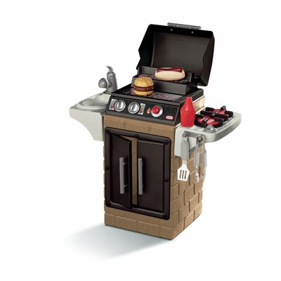 Little Tikes Get Out n' Grill Kitchen Set