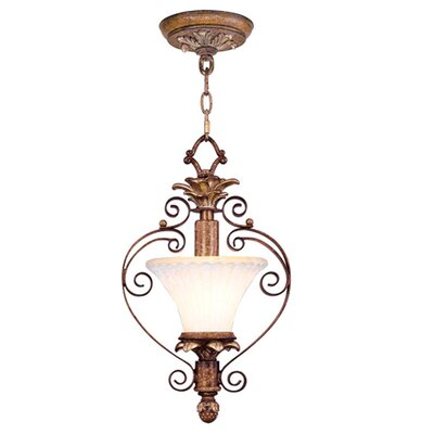 Savannah Convertible Pendant in Venetian Patina