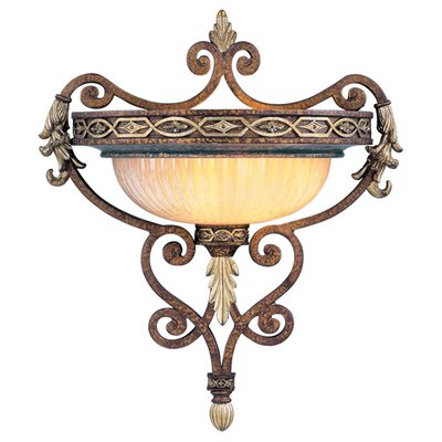 Livex Lighting Seville 1 Light Wall Sconce