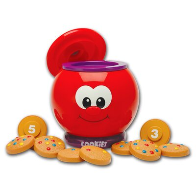 Count and Learn Cookie Jar