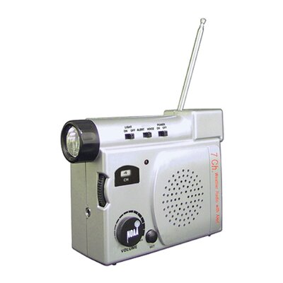 Taylor NOAA Weather Radio with Alert