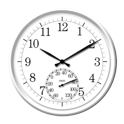 Decorative Clock with 14