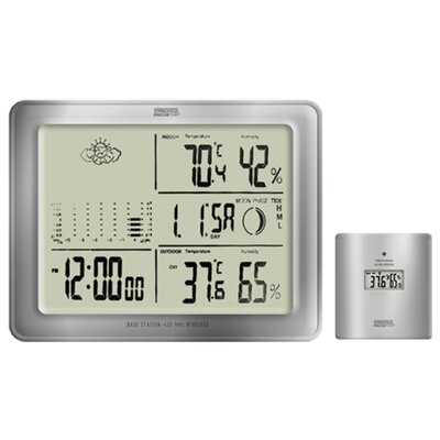 Taylor Deluxe Wireless Weather Forecaster