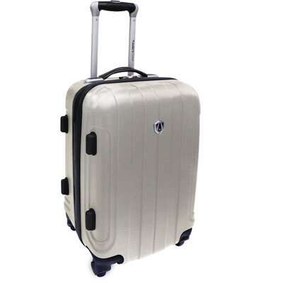 "Traveler's Choice Cambridge 24"" Hardsided Spinner Suitcase"
