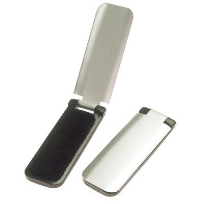 Kikkerland Travel Lint Brush / Shoehorn
