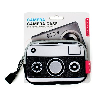 Kikkerland Camera Neoprene Case