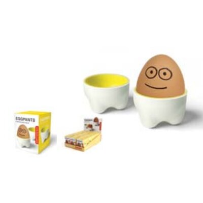 Kikkerland Egg Pants (Set of 2)