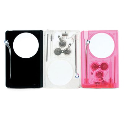 Kikkerland Wallet Magnifier with LED Light