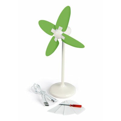 Kikkerland USB Windmill Fan