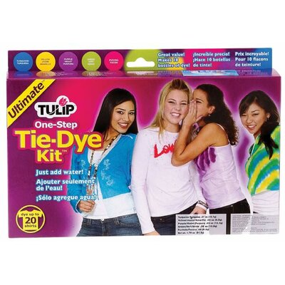 Tulip One Step Dyes Ultimate Tie Kit