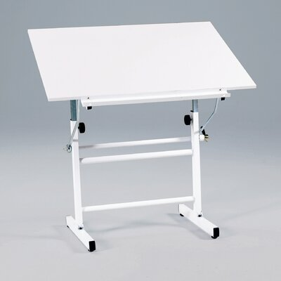 Martin Universal Design BelAire Nuevo Melamine Drafting Table