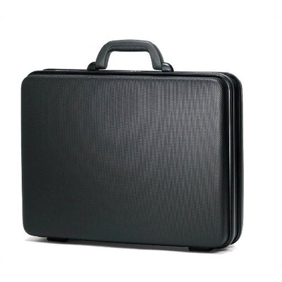 "Samsonite Delegate II Black 5"" Attache Case"