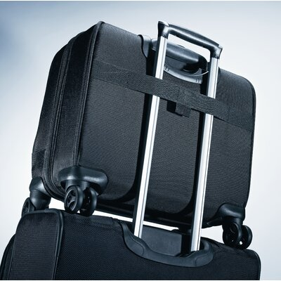 Samsonite Xenon 2 Office PFT Spinner Mobile Briefcase