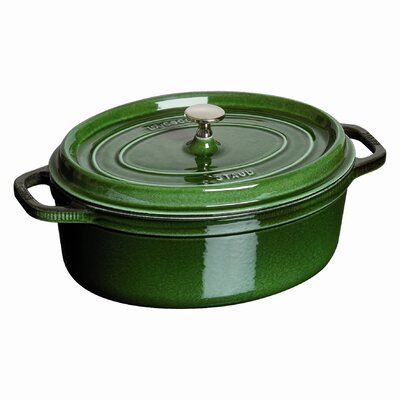 7-Qt. Oval Dutch Oven