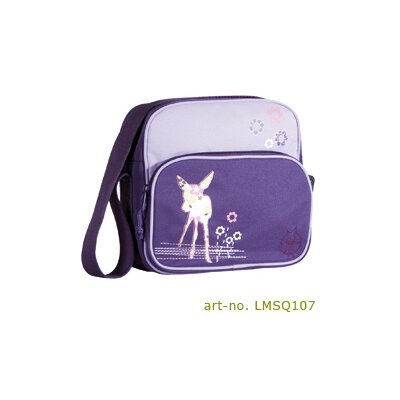 Lassig Bags Kids Mini Square Bag in Deer