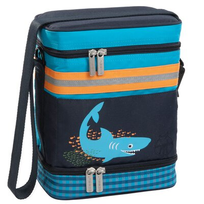 Lassig Bags Cooler Bag in Shark