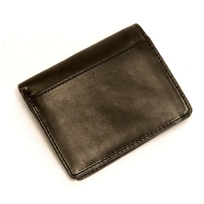 The Green Collection Prima Americano Front Pocket Credit Card Wallet