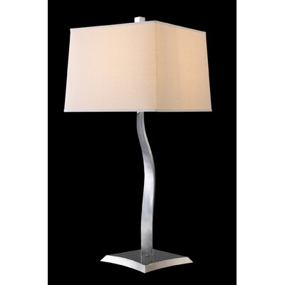 Dimond Lighting Yeadon Table Lamp in Chrome