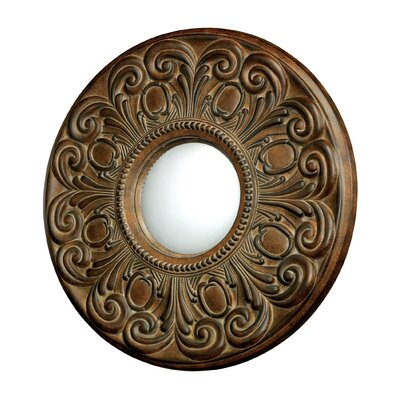 "Dimond Lighting Moorefield 24"" x 24"" Mirror in Ardmore"