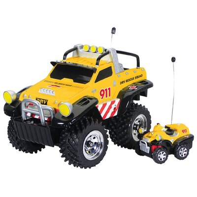 World of Wheels DRV - SUV / ATV Toy