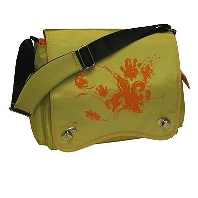 Kalencom Sam's Messenger Diaper Bag