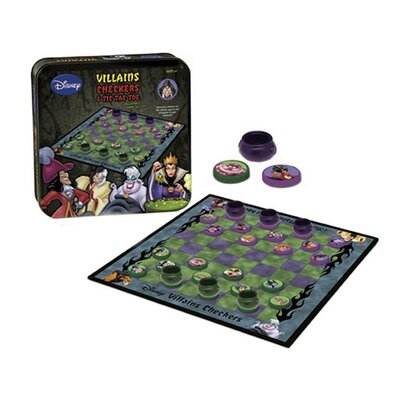 USAopoly Disney Villains Combo