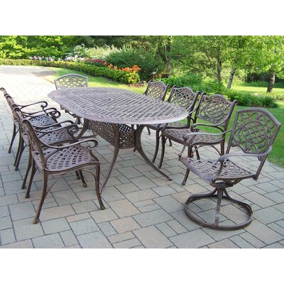 Oakland Living Mississippi Dining Set