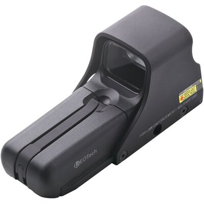 Non Night Vision Compatible Sights with 2 AA Batteries