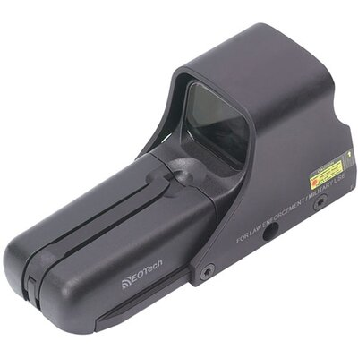 Night Vision Compatible Sights with 2 AA Batteries