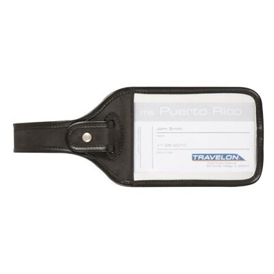 Travel Security Cruise Luggage Tag