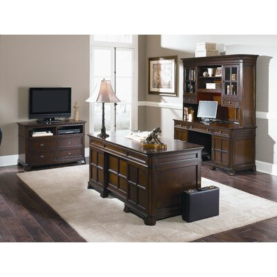 Liberty Furniture Remington Junior Executive Office Suite