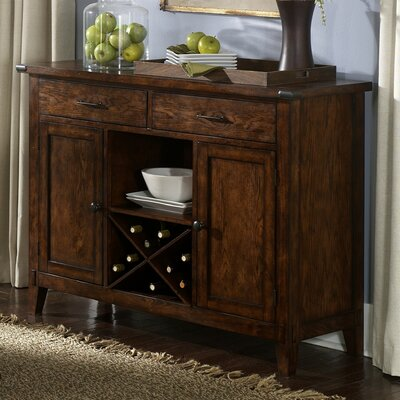 Liberty Furniture Cabin Fever Formal Dining Server