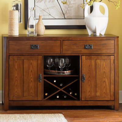 Liberty Furniture Urban Mission Casual Dining Server