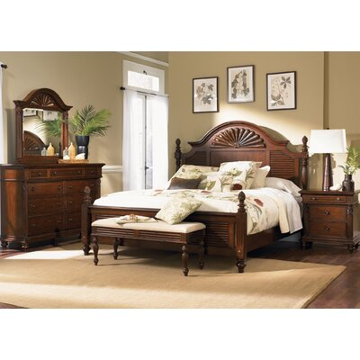 Liberty Furniture Royal Landing Poster Panel Headboard