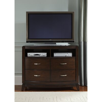 Avalon 4 Drawer Media Chest