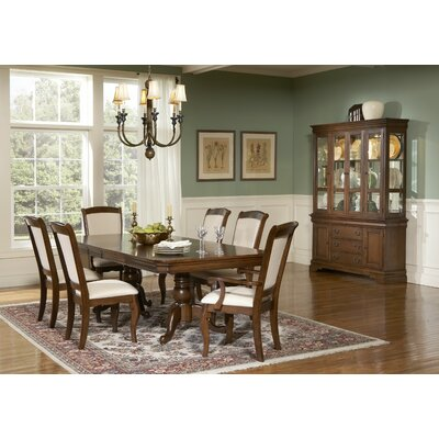 Liberty Furniture Louis Philippe Formal 7 Piece Dining Set