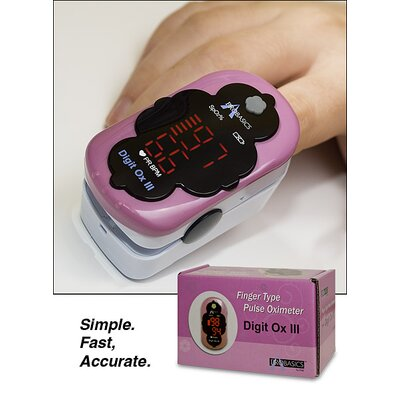 ProBasics Digit-Ox III Finger-Type Pulse Oximeter