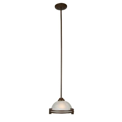 Sequoia 1 Light Mini Pendant