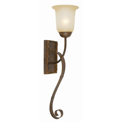 Yosemite Home Decor McKensi 1 Light Wall Sconce
