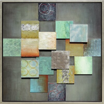 Revealed Artwork What a Square II Canvas Wall Art