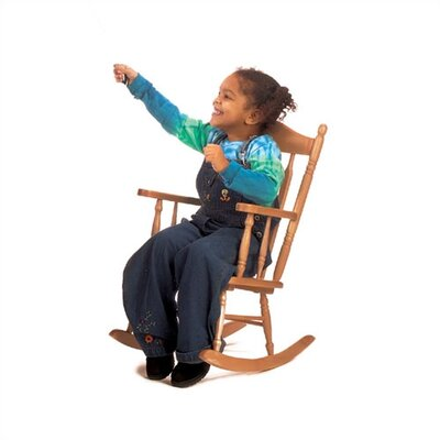 Whitney Brothers Children's Rocker Rocking Chair