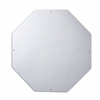 Whitney Brothers Hexagon Mirror